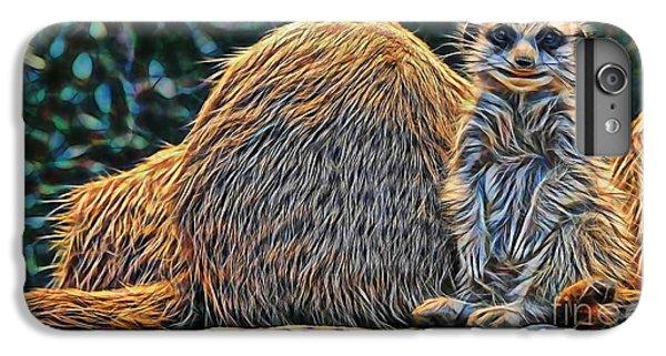 Meerkat IPhone 6 Plus Case