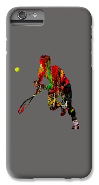 Mens Tennis Collection IPhone 6 Plus Case