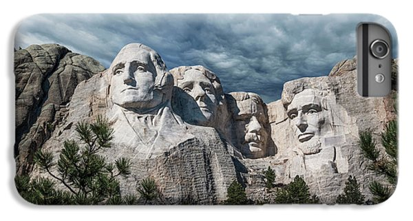 Mount Rushmore II IPhone 6 Plus Case by Tom Mc Nemar