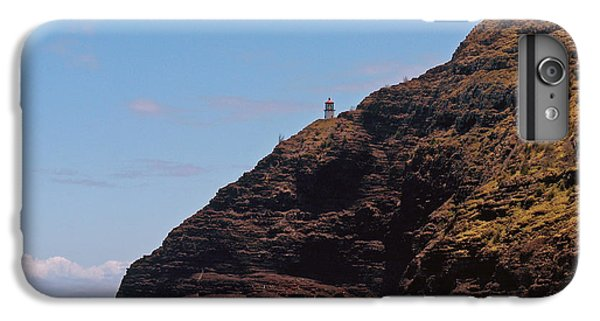IPhone 6 Plus Case featuring the photograph Oahu - Cliffs Of Hope by Anthony Baatz