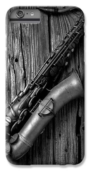 Old Sax IPhone 6 Plus Case by Garry Gay