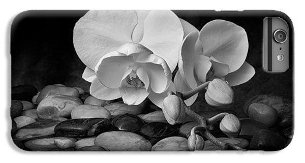 Orchid iPhone 6 Plus Case - Orchid - Sensuous Virtue by Tom Mc Nemar