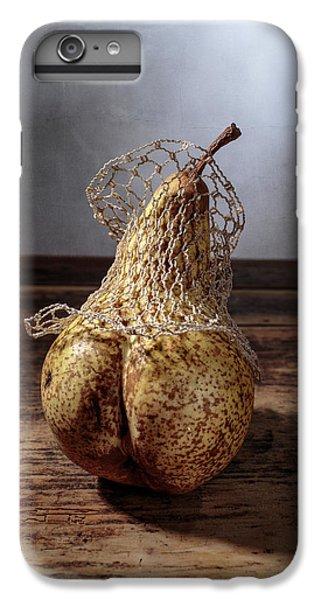 Pear IPhone 6 Plus Case by Nailia Schwarz