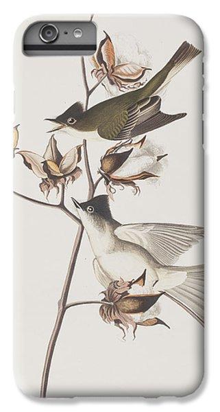 Flycatcher iPhone 6 Plus Case - Pewit Flycatcher by John James Audubon