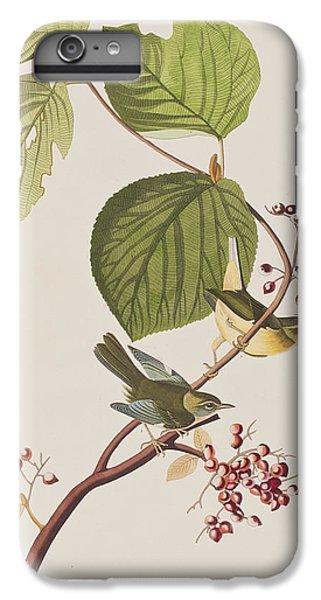 Pine Swamp Warbler IPhone 6 Plus Case by John James Audubon