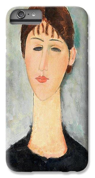 Portrait Of Mme Zborowska IPhone 6 Plus Case