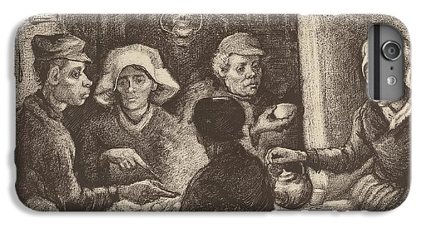 Potato Eaters, 1885 IPhone 6 Plus Case by Vincent Van Gogh