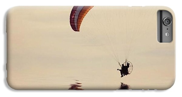 Powered Paraglider IPhone 6 Plus Case