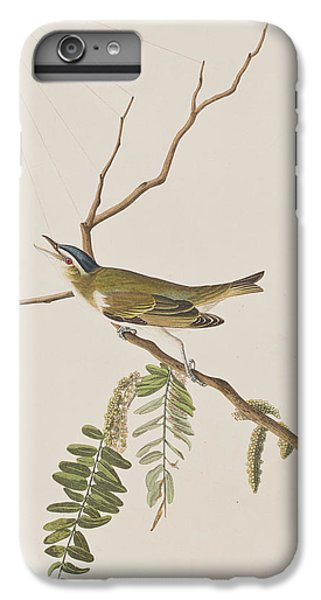 Red Eyed Vireo IPhone 6 Plus Case by John James Audubon