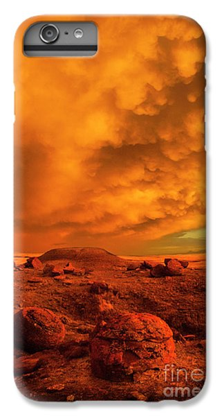 Red Rock Coulee Sunset 2 IPhone 6 Plus Case