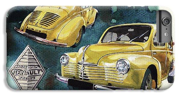renault iphone 6 plus cases fine art america rh fineartamerica com Renault Caravelle Classic Renault Cars