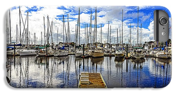 Safe Harbor IPhone 6 Plus Case by Anthony Baatz