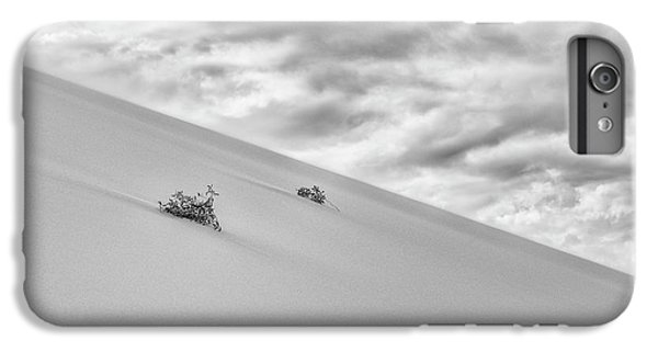 IPhone 6 Plus Case featuring the photograph Sand And Clouds by Hitendra SINKAR