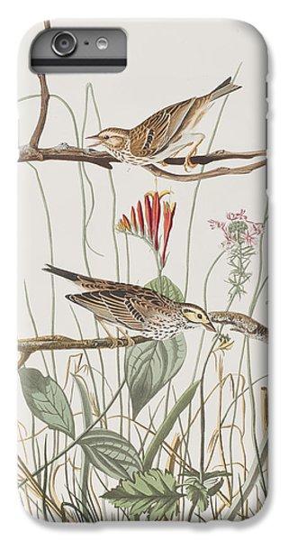 Savannah Finch IPhone 6 Plus Case