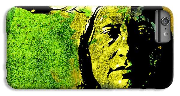 Landmarks iPhone 6 Plus Case - Scabby Bull by Paul Sachtleben