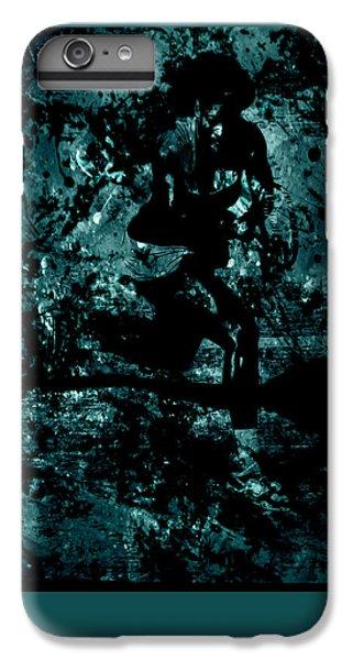 Venus Williams iPhone 6 Plus Case - Serena Williams Work Of Art by Brian Reaves