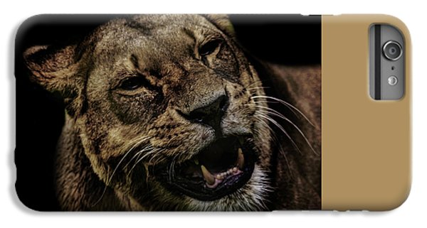 Smile IPhone 6 Plus Case by Martin Newman