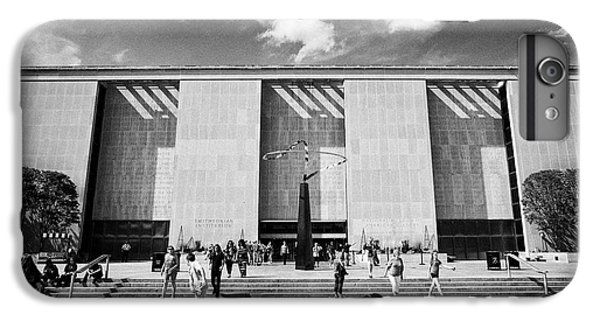 smithsonian national museum of american history building Washington DC USA IPhone 6 Plus Case