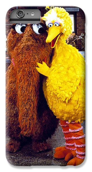 Snuffleupagus IPhone 6 Plus Case