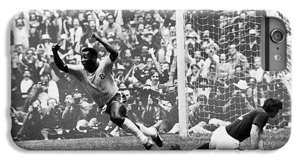 Soccer: World Cup, 1970 IPhone 6 Plus Case by Granger