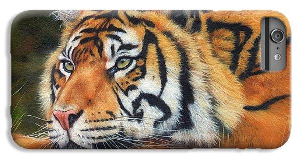 Sumatran Tiger  IPhone 6 Plus Case