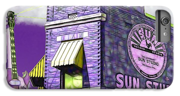 Sun Studio Collection IPhone 6 Plus Case by Marvin Blaine