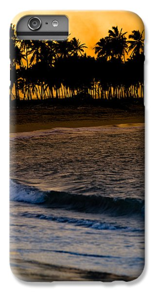Sunset At The Beach IPhone 6 Plus Case