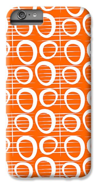 Tangerine Loop IPhone 6 Plus Case
