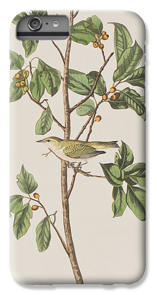 Tennessee Warbler IPhone 6 Plus Case by John James Audubon