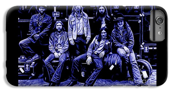 The Allman Brothers Collection IPhone 6 Plus Case