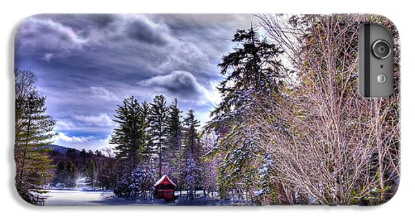 IPhone 6 Plus Case featuring the photograph The Beaver Brook Boathouse by David Patterson