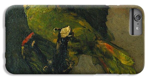 Parakeet iPhone 6 Plus Case - The Green Parrot by Vincent Van Gogh