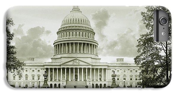Whitehouse iPhone 6 Plus Case - The Presidents Club by Jon Neidert