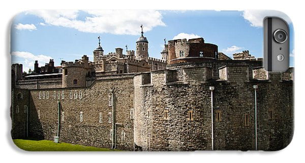 Tower Of London iPhone 6 Plus Case - Tower Of London by Dawn OConnor