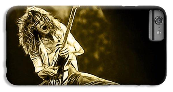 Van Halen Eddie Van Halen Collection IPhone 6 Plus Case by Marvin Blaine