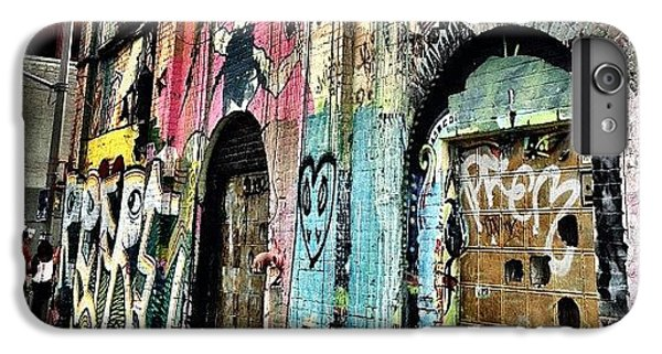 Williamsburg Graffiti IPhone 6 Plus Case