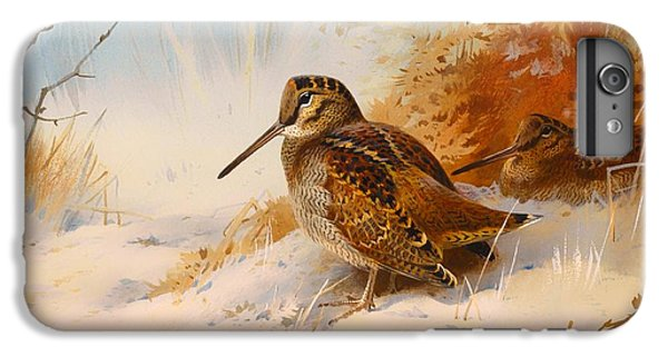 Winter Woodcock IPhone 6 Plus Case