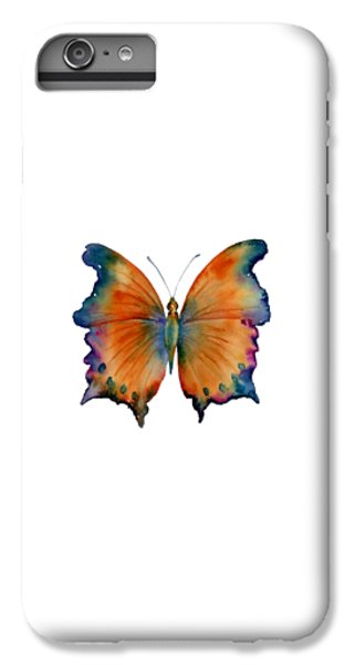 1 Wizard Butterfly IPhone 6 Plus Case by Amy Kirkpatrick