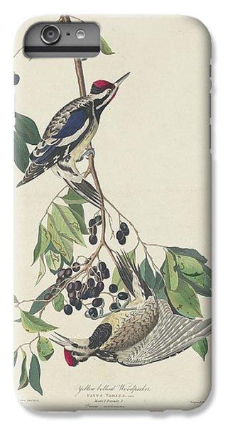 Yellow-bellied Woodpecker IPhone 6 Plus Case