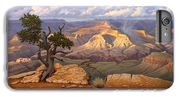 Zoroaster Temple From Yaki Point IPhone 6 Plus Case by Paul Krapf