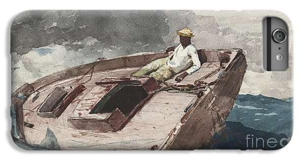 The Gulf Stream IPhone 6 Plus Case by Winslow Homer