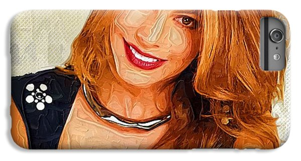 Shakira iPhone 6 Plus Case - Actress Sofia Vergara  by Elizabeth Simon