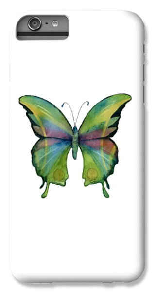 11 Prism Butterfly IPhone 6 Plus Case