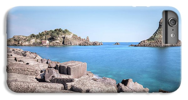 Aci Trezza - Sicily IPhone 6 Plus Case
