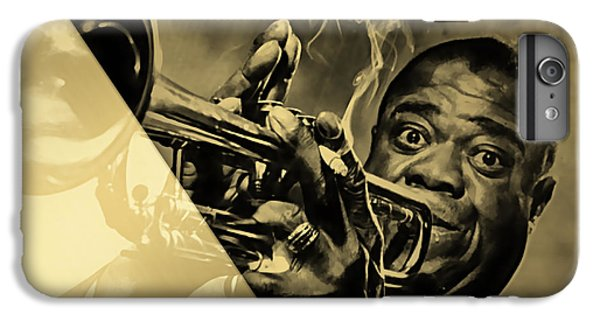 Louis Armstrong Collection IPhone 6 Plus Case