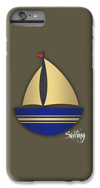 Nautical Collection IPhone 6 Plus Case