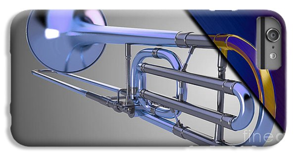 Trombone Collection IPhone 6 Plus Case by Marvin Blaine