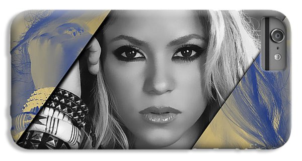 Shakira Collection IPhone 6 Plus Case by Marvin Blaine