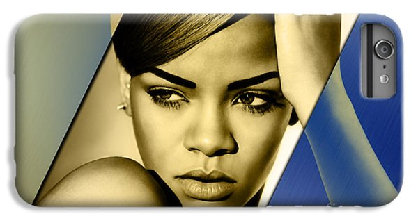 Rihanna Collection IPhone 6 Plus Case by Marvin Blaine