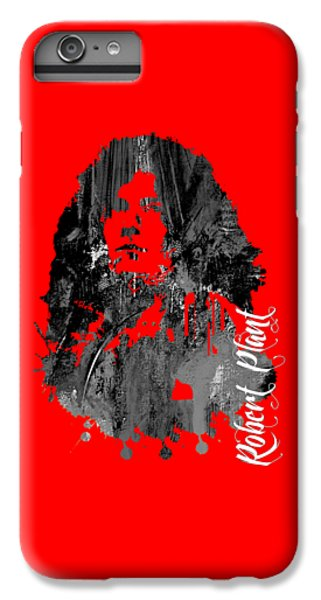 Robert Plant Collection IPhone 6 Plus Case by Marvin Blaine